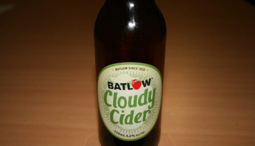 Batlow Cloudy Cider