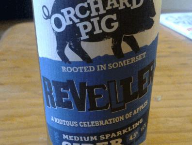 Reveller by Orchard Pig