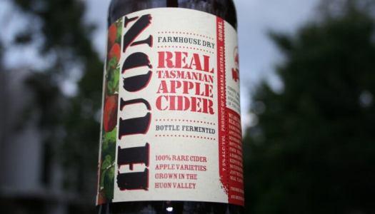 Two Metre Tall Real Tasmanian Apple Cider