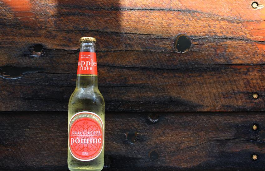 Small Acres Pomme Apple Cider