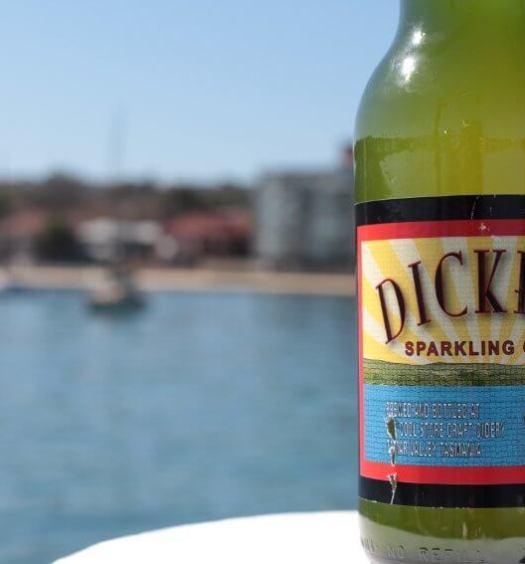 Dickens Sparking Cider
