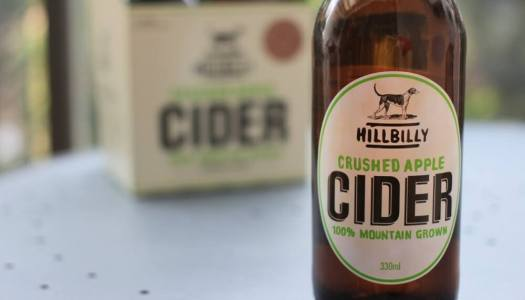 Hillbilly Crushed Apple Cider
