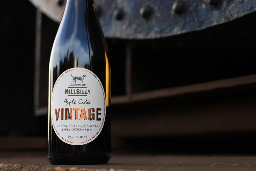 Hillbilly 2014 Vintage Apple Cider