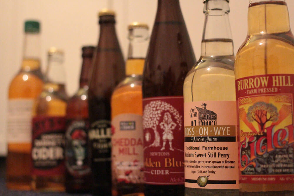 Best Ciders of 2014