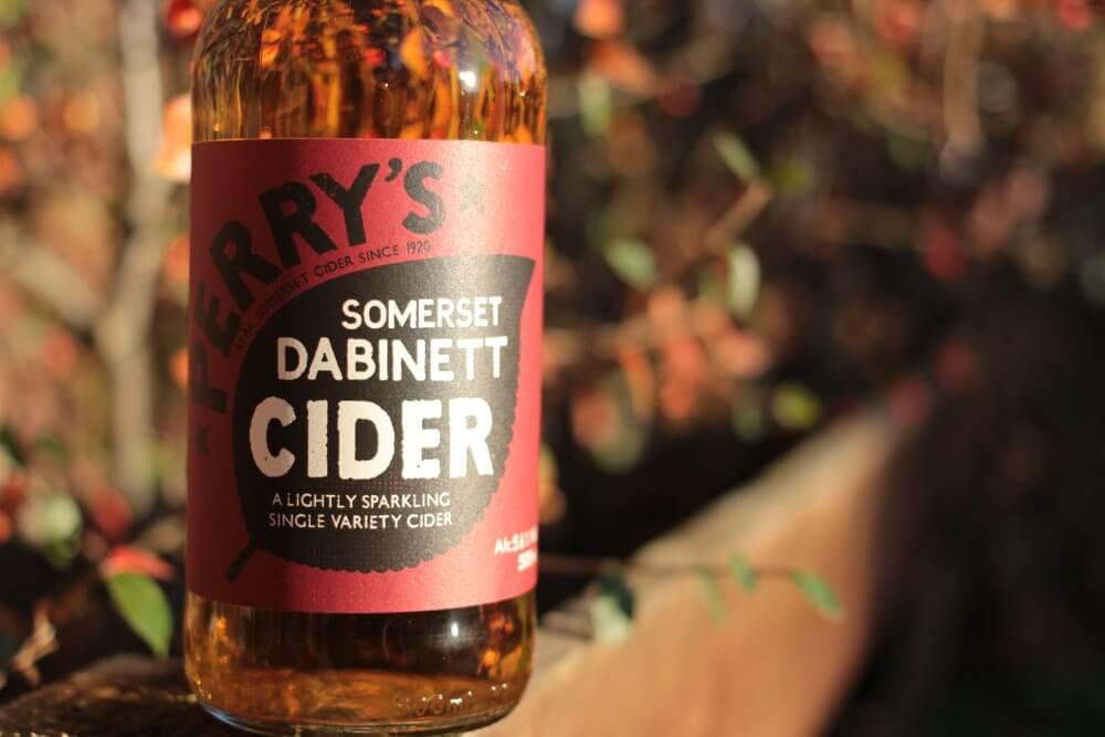 Somerset Dabinett Cider