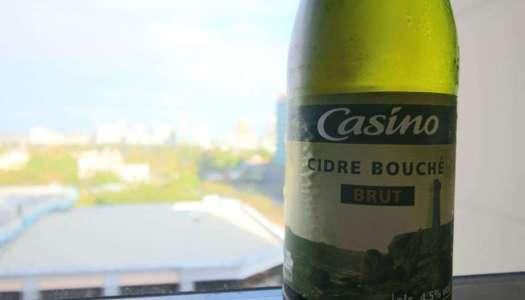 Casino Cidre Bouché Brut