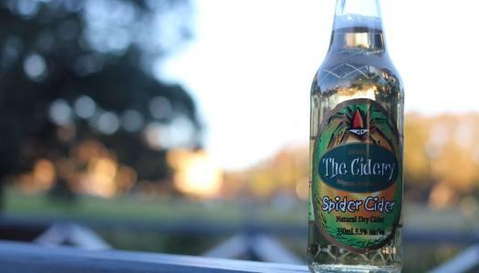 The Cidery Spider Cider