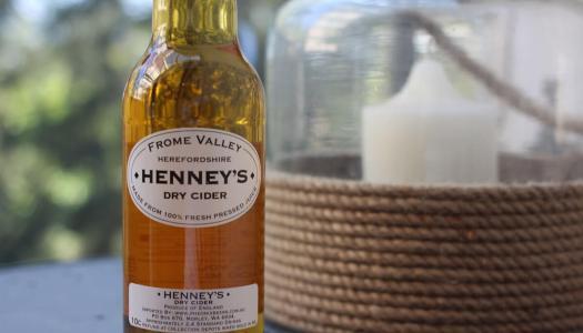 Henney's Dry Cider