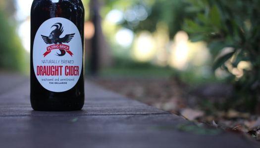 Flying Brick Draught Cider