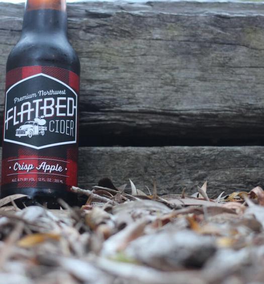 Flatbed Cider Crisp Apple Cider
