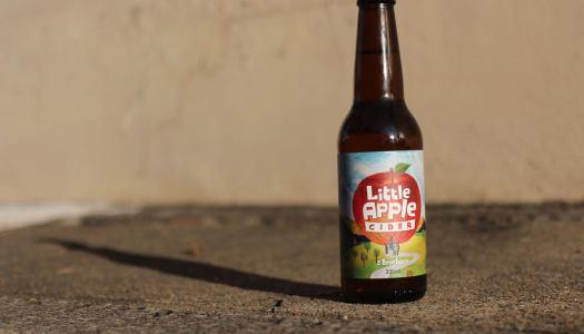 2 Brothers Little Apple Cider