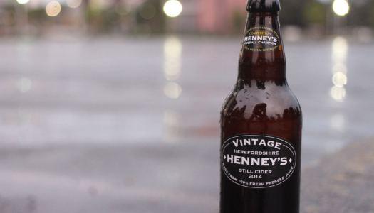 Henney's Vintage Cider