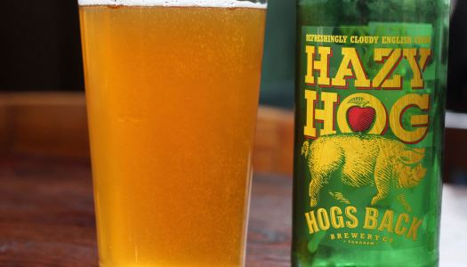 Hazy Hog Cloudy Cider