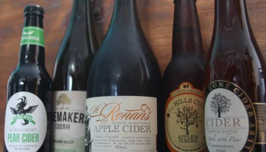 Cider Australia supports WET rebate changes