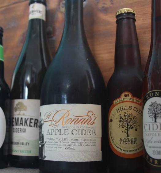 Aussie Cider Brands that are affected by WET rebates