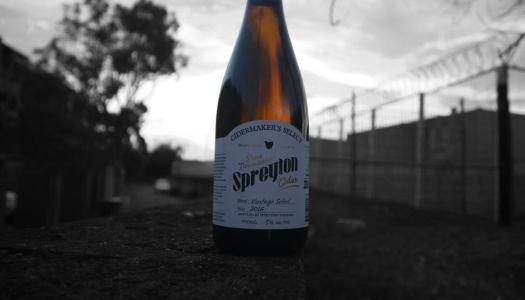 Spreyton Cidermaker's Select Vintage 2016