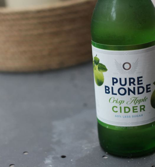 The Pure Blonde Crisp Apple Cider