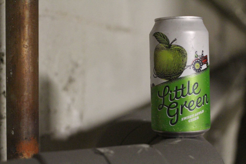 Little Green Apple Cider