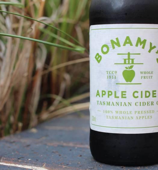 Bonamy's Apple Cider