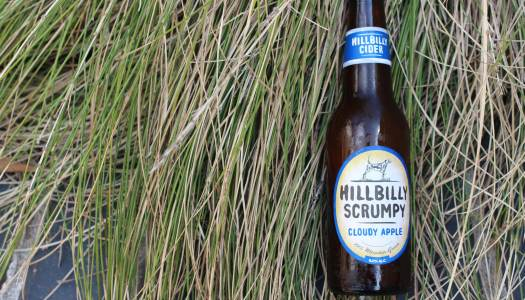 Hillbilly Scrumpy Cloudy Apple Cider