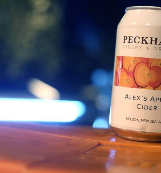 Peckhams Alex Apple Cider
