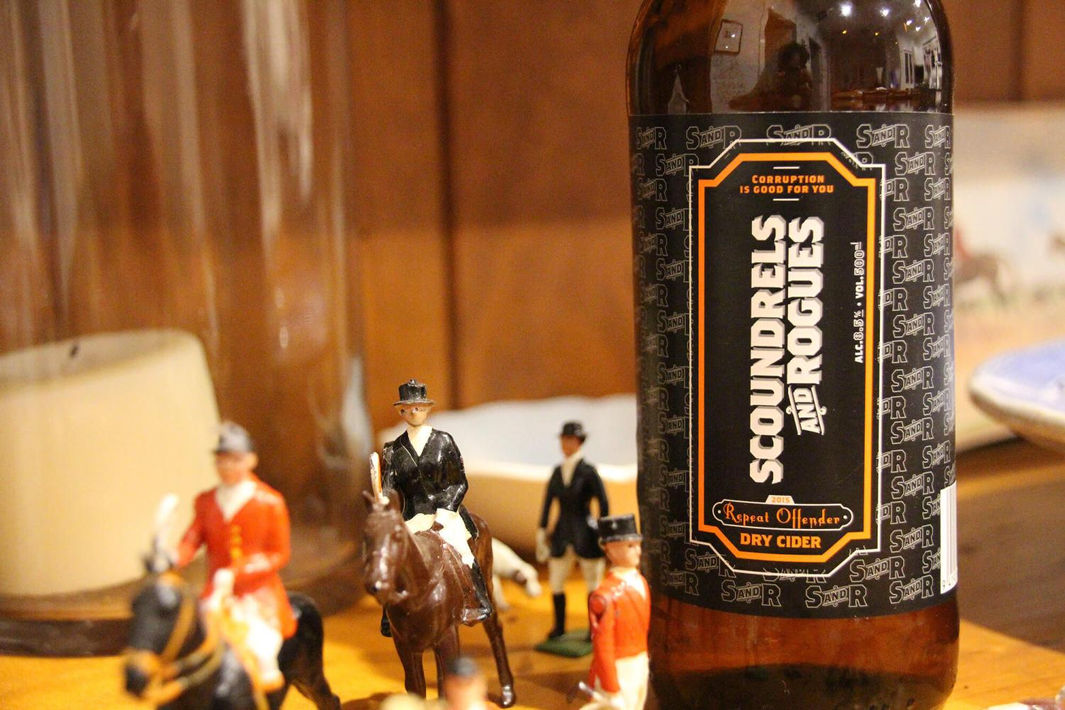 Scoundrels And Rogues Repeat Offender Cider