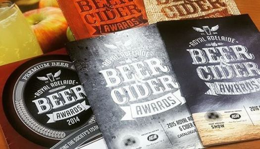 Save The Date – Royal Adelaide Beer & Cider Awards