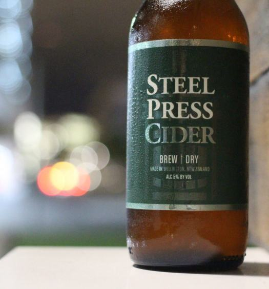 Steel Press Cider Brew Dry