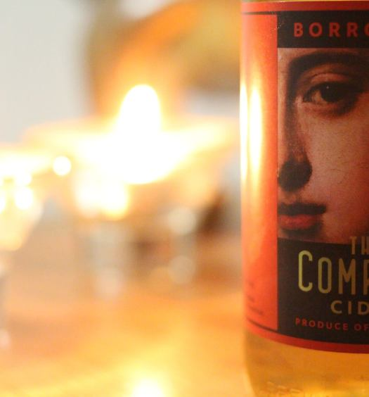 Borrodell The Comrade Cider