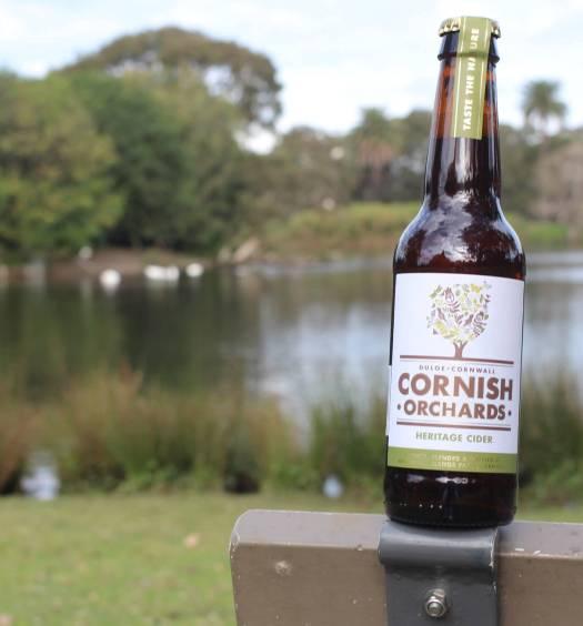 Cornish Orchard Heritage Cider
