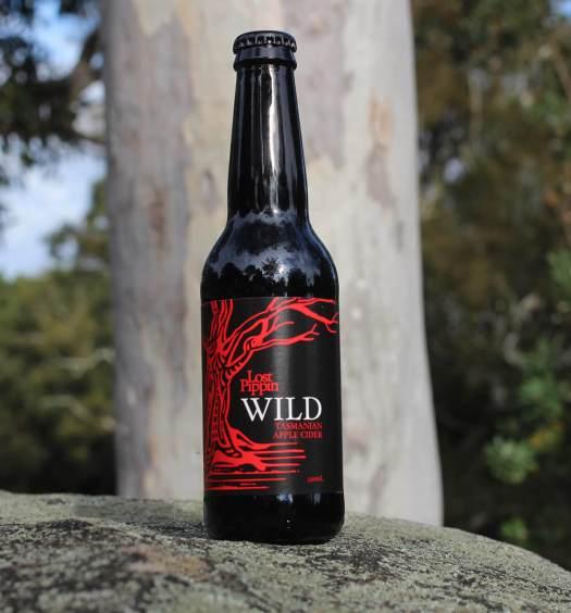 Lost Pippin Wild Tasmanian Apple Cider