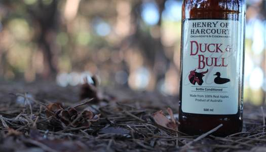 Henry Of Harcourt – Duck And Bull Cider