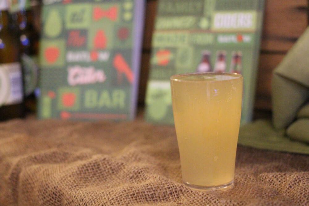 Batlow Saison Cider Review