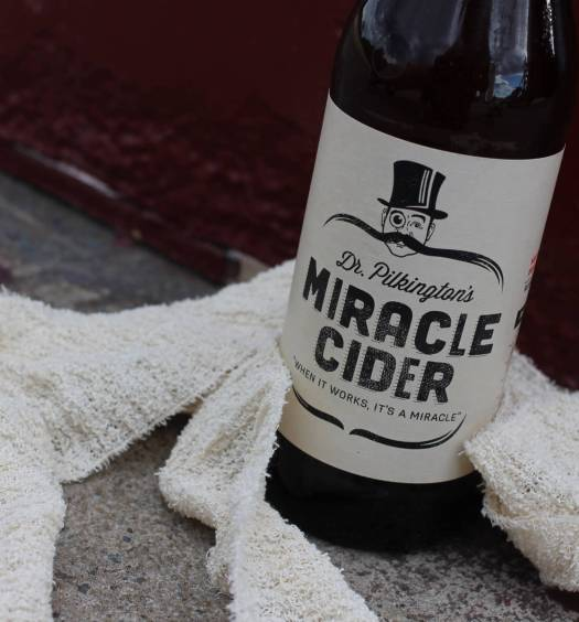 Dr Pilkington's Miracle Cider
