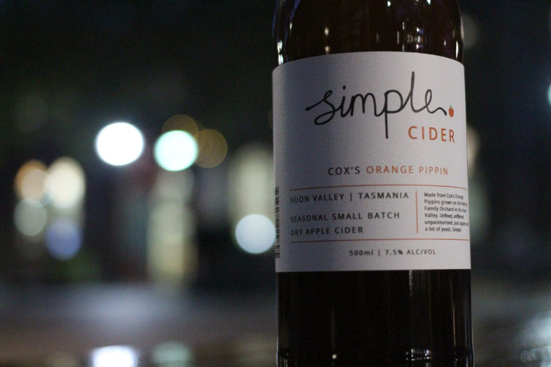 Simple Cider Cox's Orange Pippin