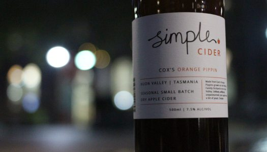 Simple Cider Cox's Orange Pippin