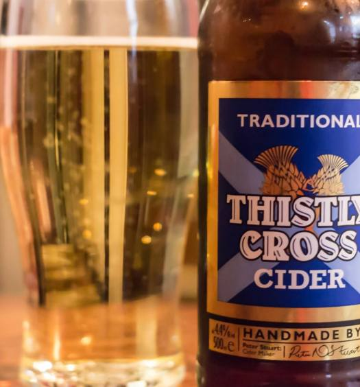 Thistly Cross Traditional Cider