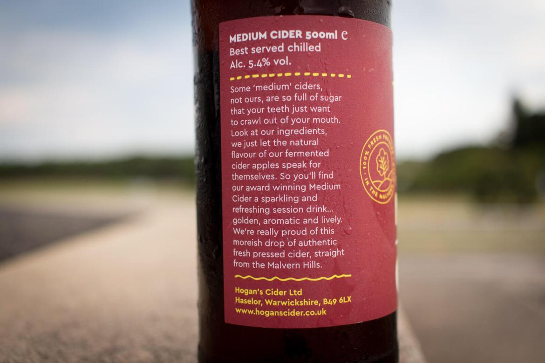 Hogans Medium Cider review