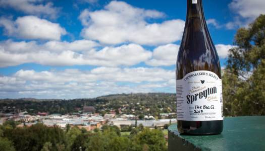 Spreyton Cider – The Big Q