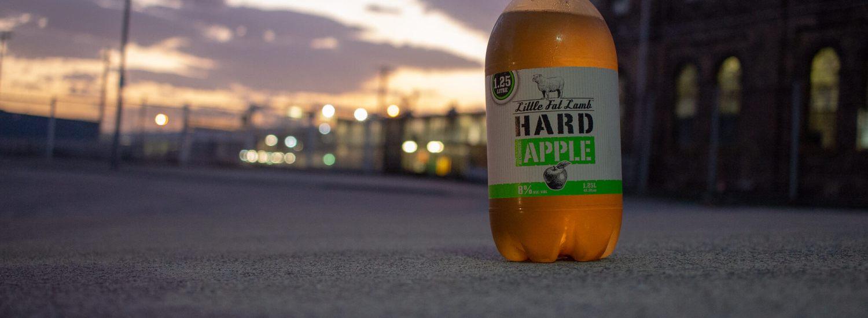 Little Fat Lamb Hard Alcoholic Apple