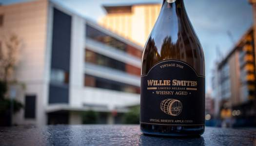 Willie Smith's Whisky Aged