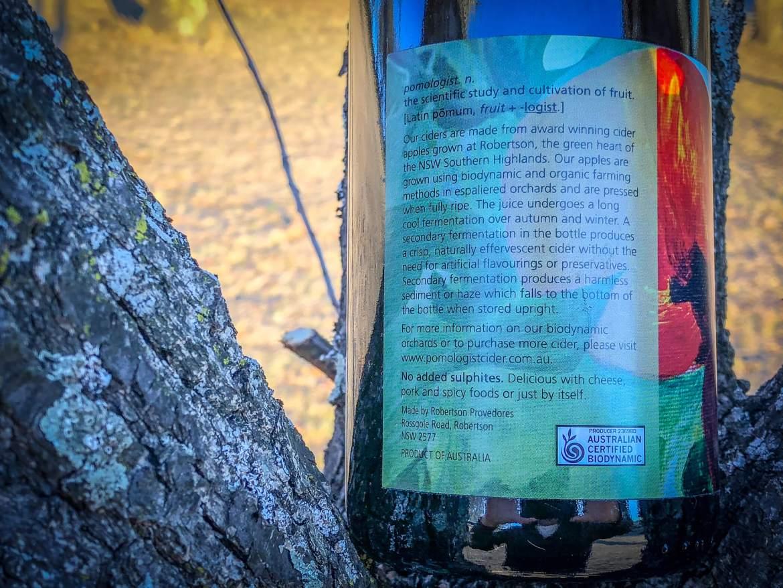 Pomologist Cider 2015 Review