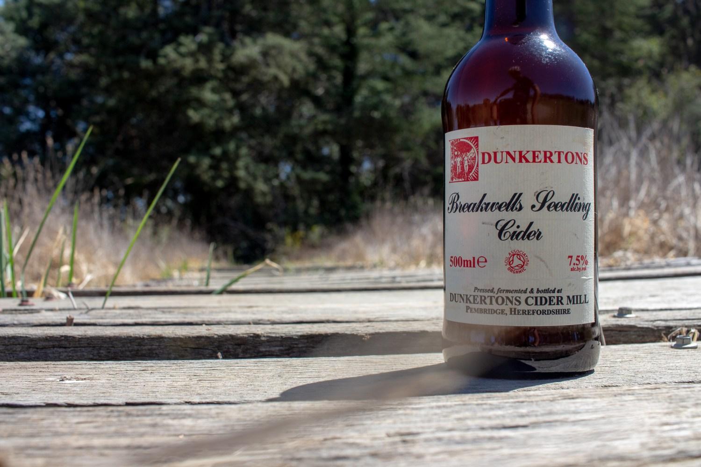 Dunkertons Breakwell Seedling Cider