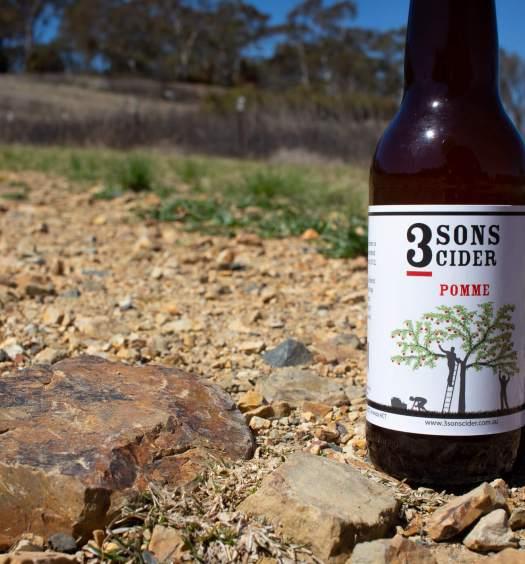 3 Sons Cider Pomme