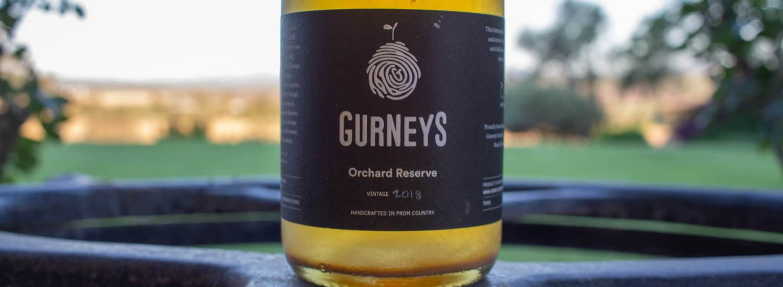 Gurneys Orchard Reserve Cider