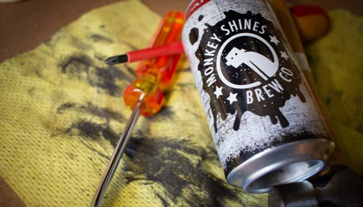 Monkey Shine Brew Co – Scrumpy Apple Cider