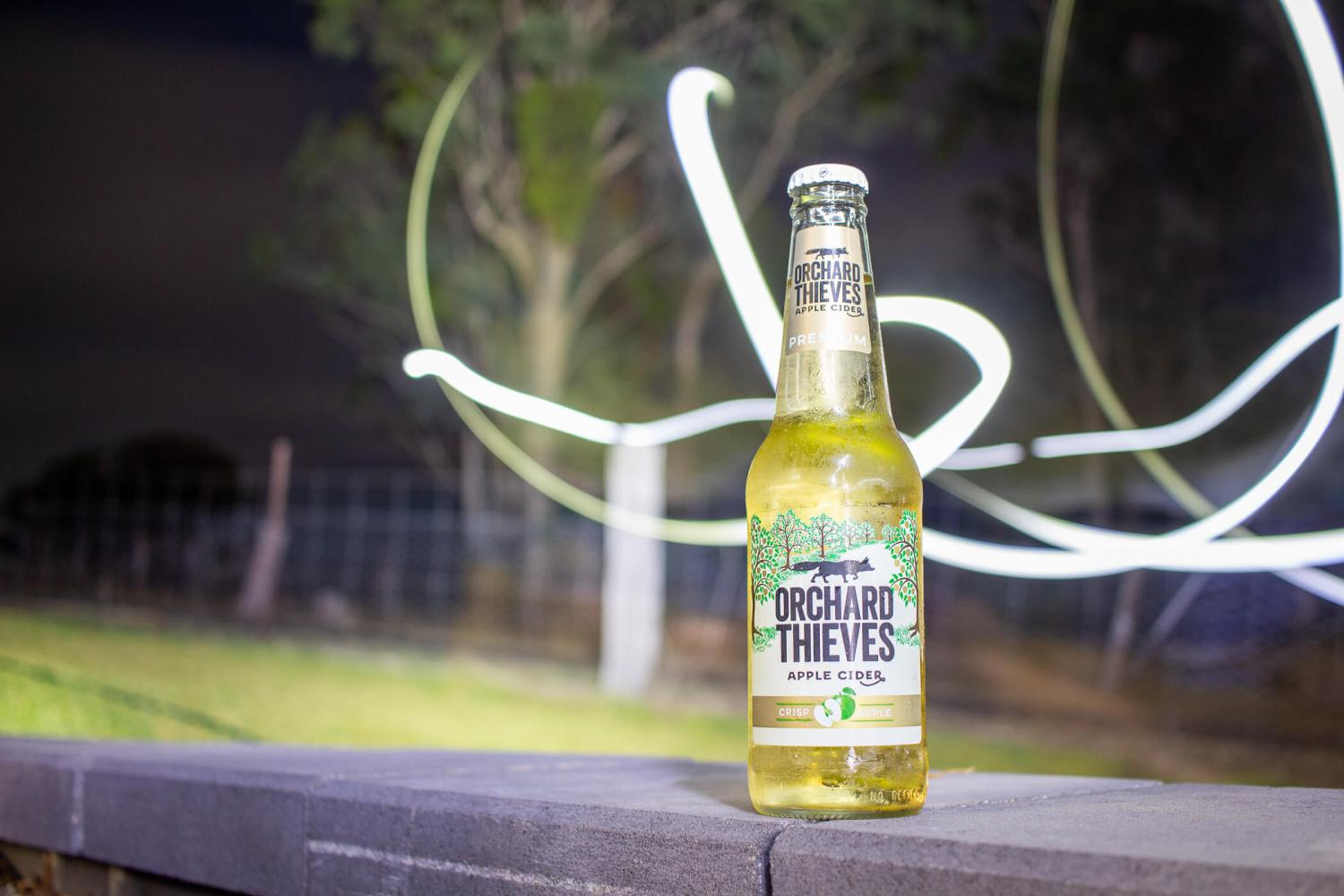 Orchard Thieves cider