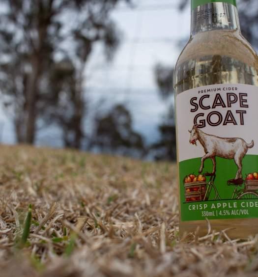 Scape Goat Cider