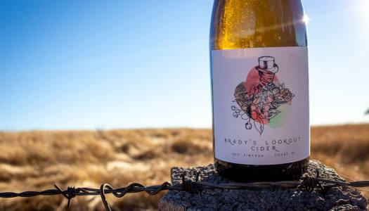 Bradys Lookout 2017 Wild Cuvee Cider