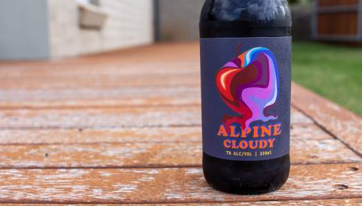 Alpine Cloudy Cider